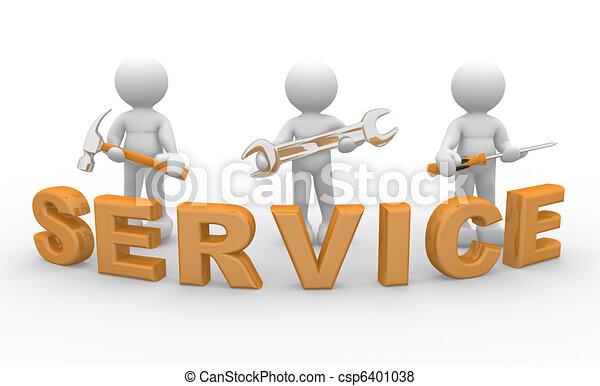 dienst - csp6401038