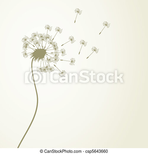 Dandelion - csp5643660
