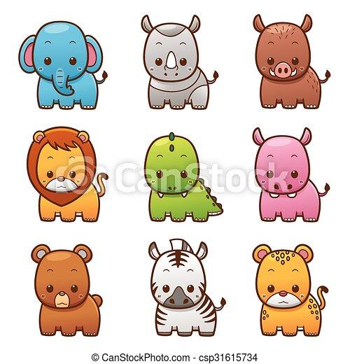 dieren - csp31615734