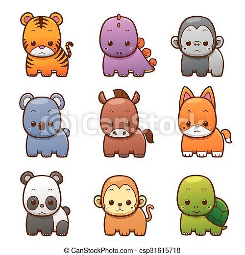 dieren - csp31615718