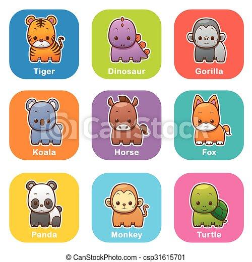 dieren - csp31615701