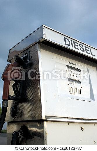 Diesel pump - csp0123737