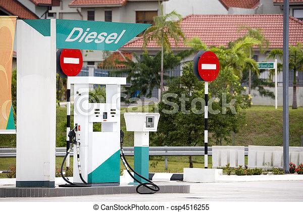 Diesel Pump - csp4516255