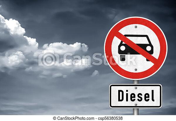 Dieselgate - emission scandal - csp56380538