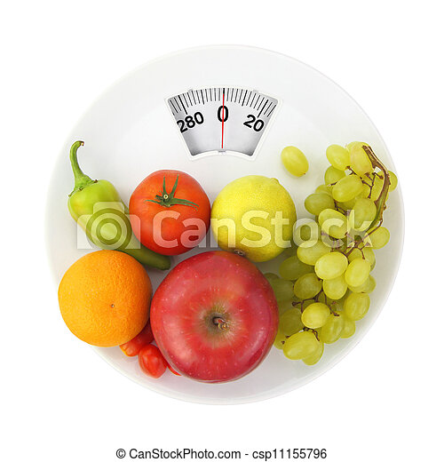 Diet and nutrition - csp11155796
