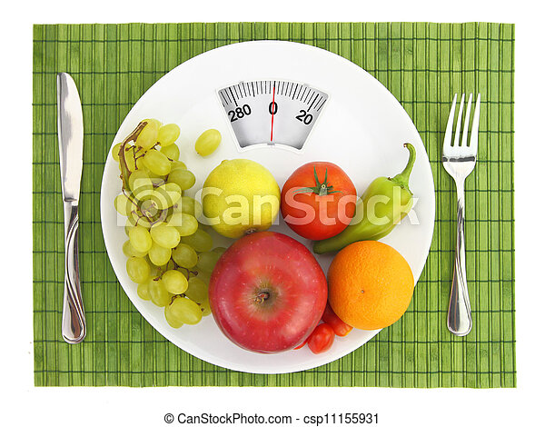 Diet and nutrition - csp11155931