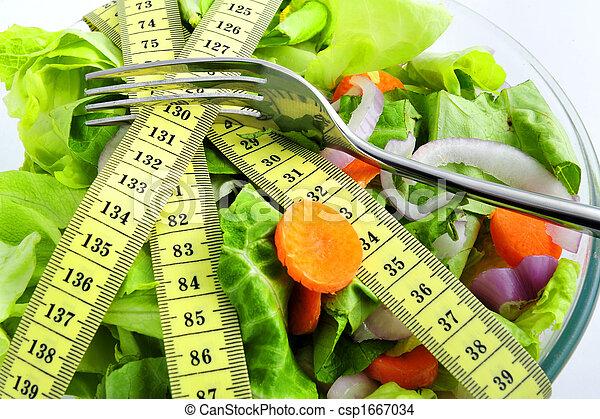 Diet concept - csp1667034