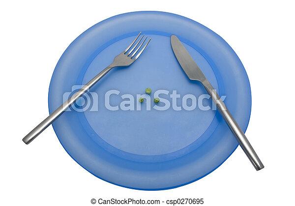 Diet lunch 4 - csp0270695