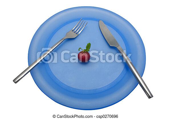 Diet lunch 5 - csp0270696