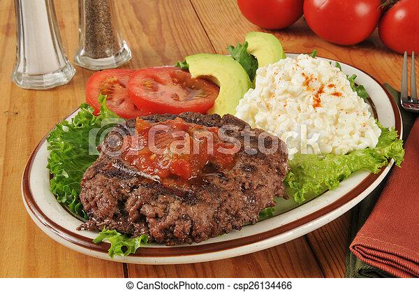 Diet lunch - csp26134466