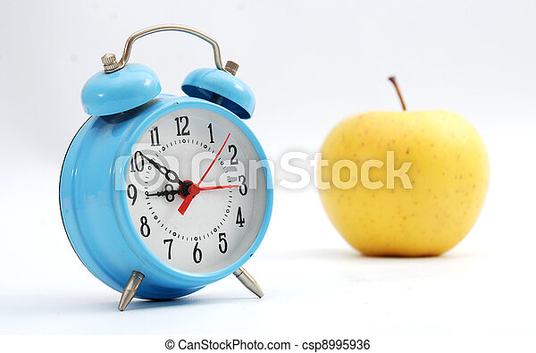Hora de la dieta - csp8995936