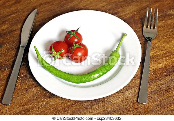 Dieting - csp23403632
