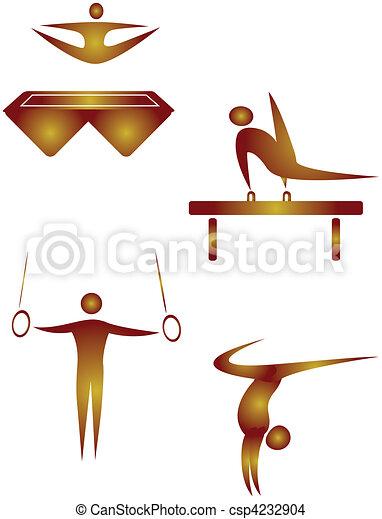 diferente, human, cobrança, arabescos, esportes - csp4232904
