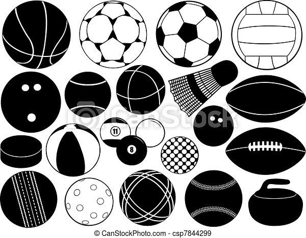 Otras pelotas de juego - csp7844299