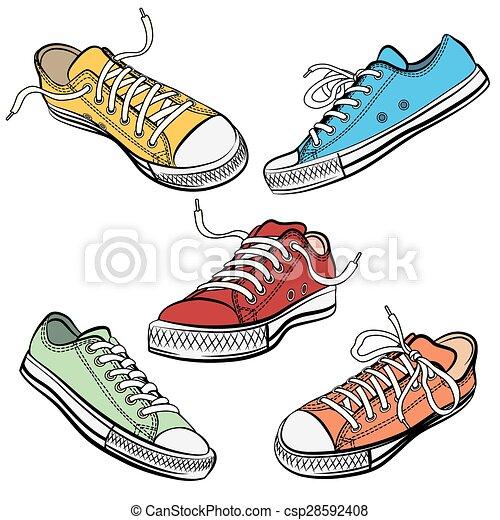 Diferente Iconos O Diferente Shoes Deporte Vistas Zapatillas rE41rwSq