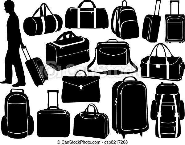 Different bags set - csp8217268