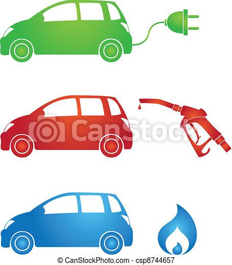 different fuels - csp8744657