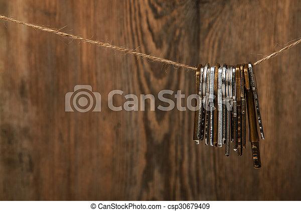 Different keys on thread - csp30679409