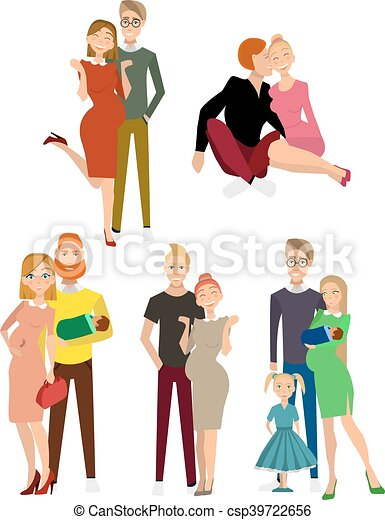different kind of families different family special needs rh canstockphoto co uk special needs clip art free special educational needs clipart