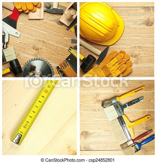 Different tools - csp24852801