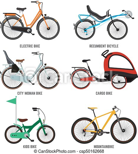 Types Of Bicycles >> Different Type Of Bicycles For Male Female And Kids Bikes For