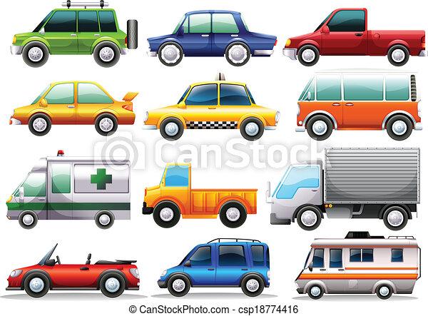 Different Types Of Cars >> Different Types Of Cars