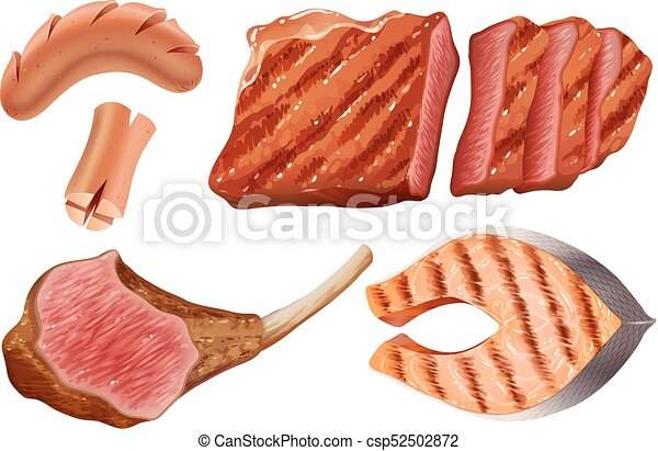 Different Hot Dog Meats