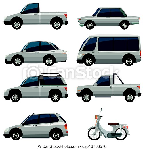 types of vehicle