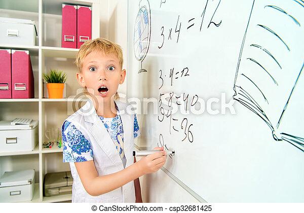 difficult equation - csp32681425