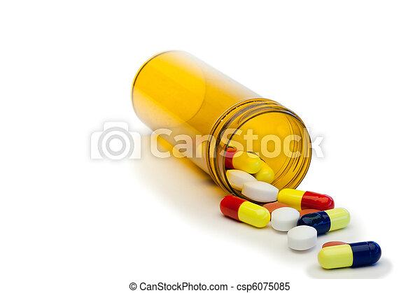 diffusion, pilules - csp6075085