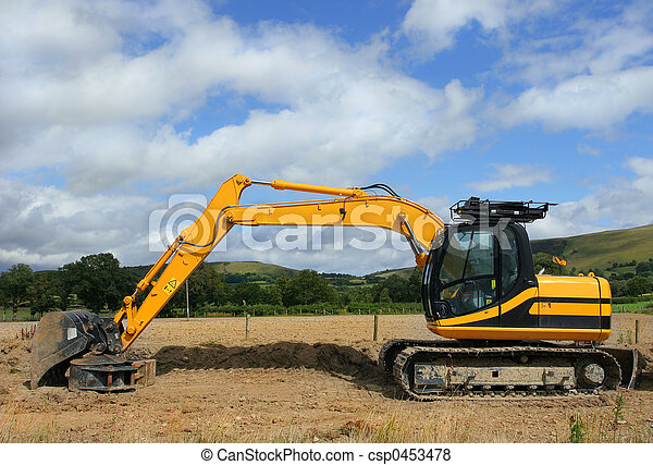 Digger - csp0453478