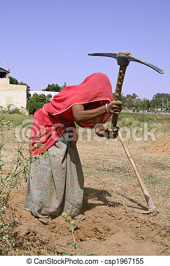 digging - csp1967155