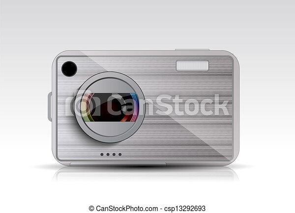 Digital Camera - csp13292693