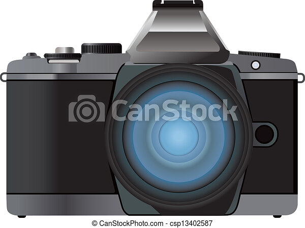 Digital camera - csp13402587