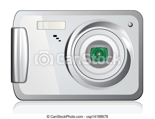 digital camera - csp14188678