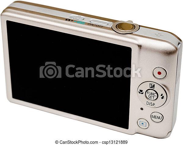 Digital Camera Lcd Screen - csp13121889