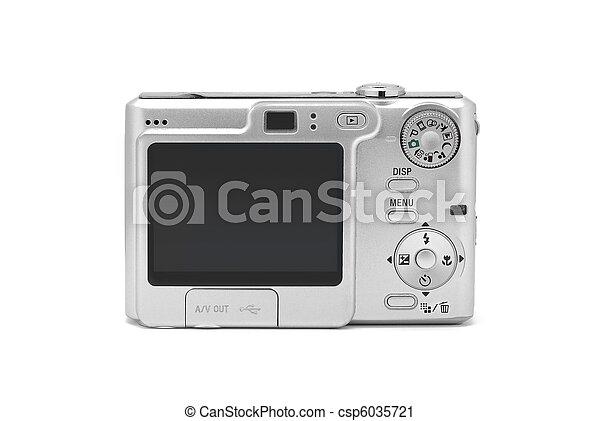 digital camera - csp6035721