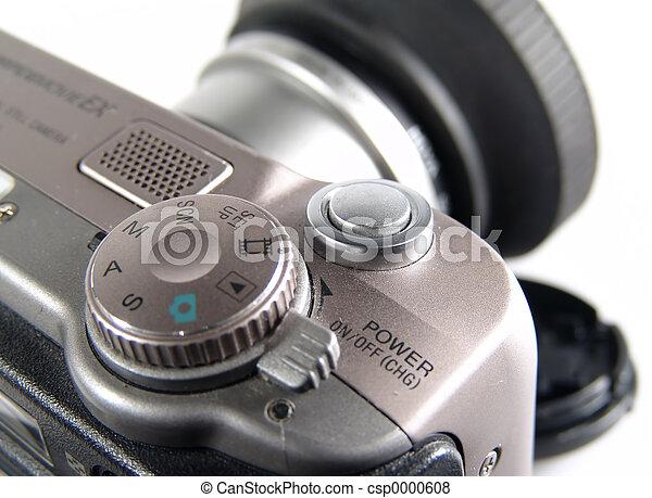 Digital Camera - csp0000608
