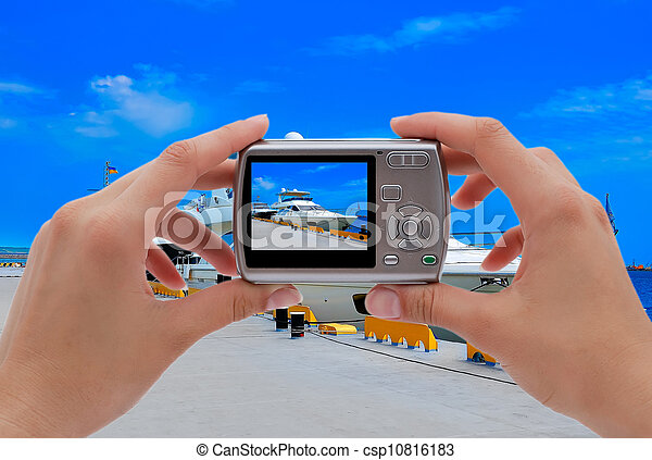 digital camera - csp10816183