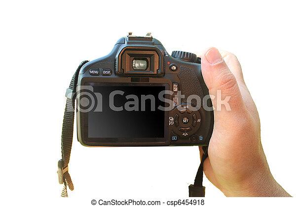 digital camera - csp6454918