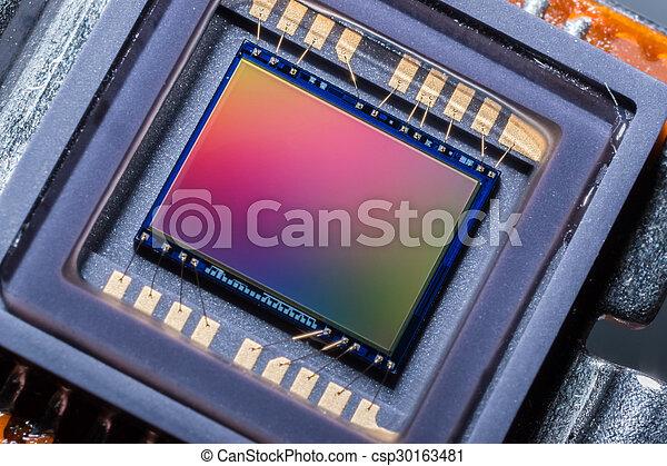 Digital camera sensor - csp30163481