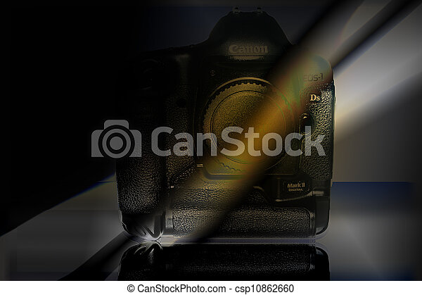 digital camera - csp10862660