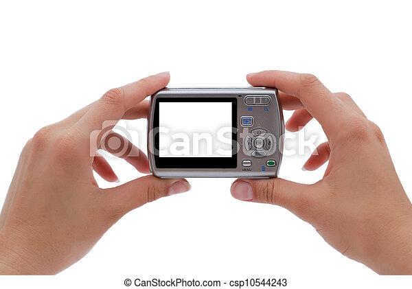 digital camera - csp10544243