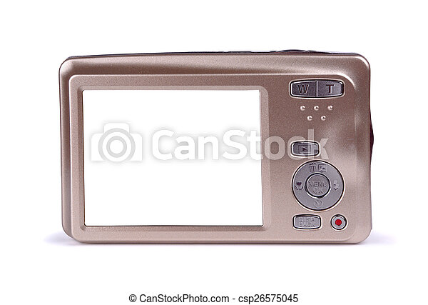 Digital camera - csp26575045