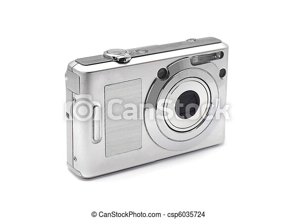 digital camera - csp6035724