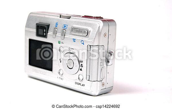 Digital camera - csp14224692