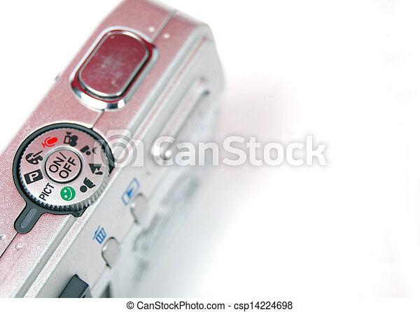Digital camera - csp14224698