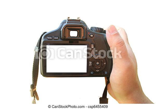 digital camera - csp6455409