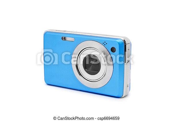 digital camera - csp6694659