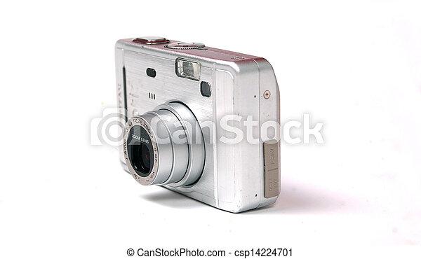 Digital camera - csp14224701